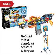K'NEX K-Force Build and Blast Flash Fire Set