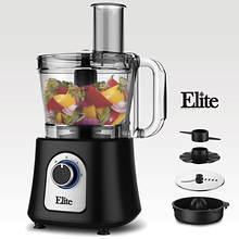 Elite 12 Cup Food Processor