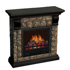 Stonegate Dublin Polystone Electric Fireplace