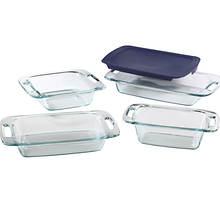 Pyrex Easy Grab 5-Pc. Bake Set