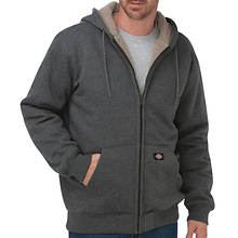 Dickies Sherpa Lined Fleece Sweatshirt - Gray