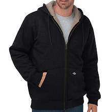 Dickies Sherpa Lined Fleece Sweatshirt - Black