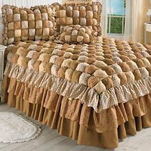 Sarah Puff Quilt Bedspread