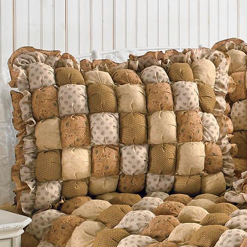 Sarah Puff Pillow