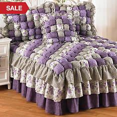 Caroline Puff Quilt Bedspread
