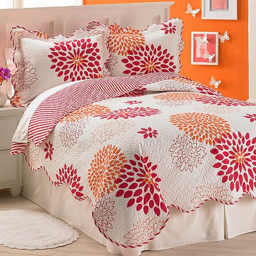 Floral Bloom Quilt