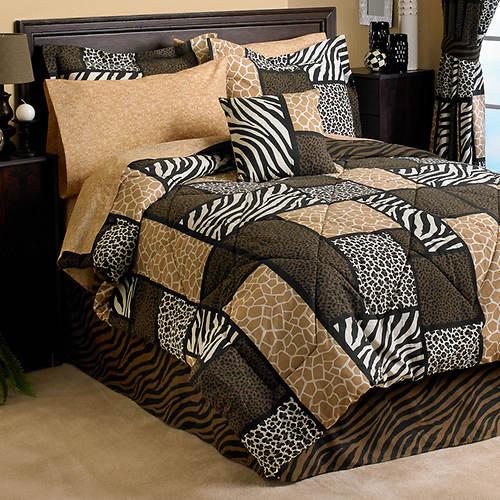 Zanzibar Brown Bedding Set