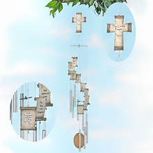 Lords Prayer Windchime