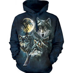 Premier Hooded Sweatshirt - Wolf
