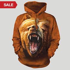 Premier Hooded Sweatshirt - Bear