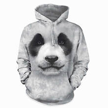 Premier Hooded Sweatshirt - Panda