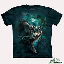 North American Natural Tees - Wolf