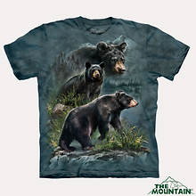 North American Natural Tees - Bear