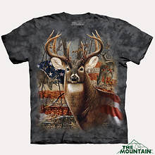 North American Natural Tees - Deer