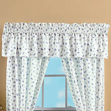 Wilmington Valance - Blue