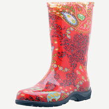 Sloggers® Waterproof Boots - Red