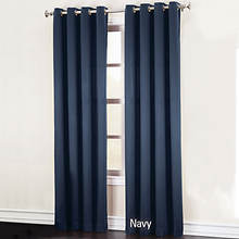 Madison Grommet Panel - Navy
