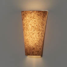 Anywhere LED Wall Sconce - Burlwood