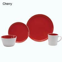 Oneida 16-Pc. Dinnerware Set - Cherry