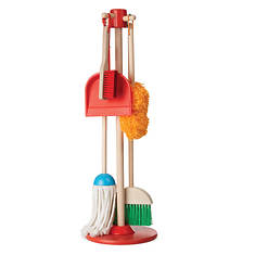 Melissa & Doug Let's Play House Sweeping & Dusting Set