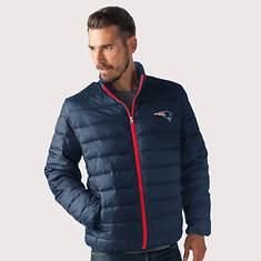 NFL Skybox Pack Jacket - Patriots