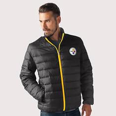 NFL Skybox Pack Jacket - Steelers