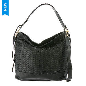 Urban Expressions Remi Syn Crossbody Hobo Bag