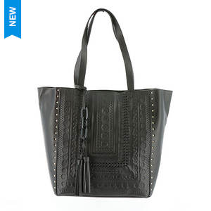 Steven by Steve Madden Indie Leather Tote Bag