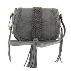 Steven by Steve Madden York Syn/Suede Crossbody Bag