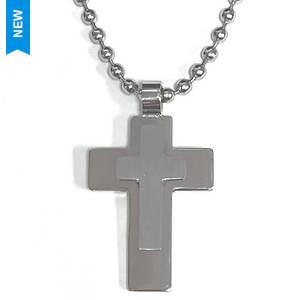Cross Layered Pendant