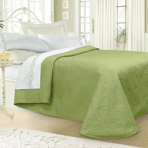 Luxury Quilted Bedspread