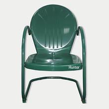Retro Tulip Chair - Hunter