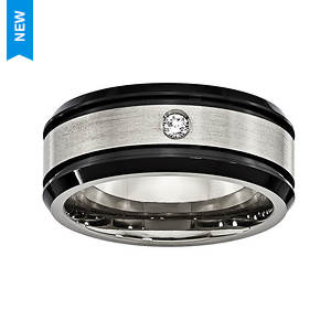 Center Diamond Ring