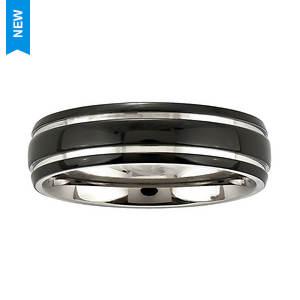 Stripe Band Ring