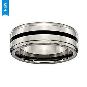 Polished Edge Ring