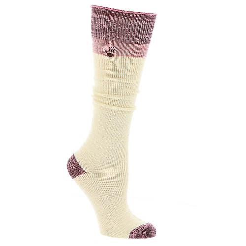 BEARPAW Women's Roll Top Knee High Socks