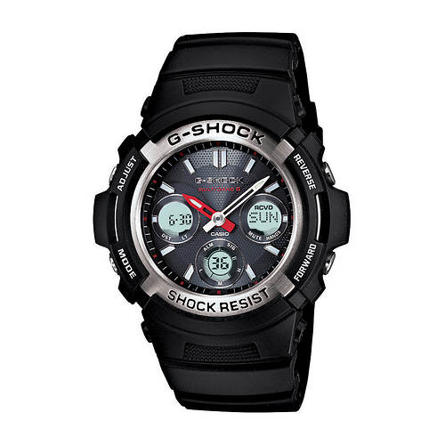 Casio G-Shock Solar Atomic Analog Watch