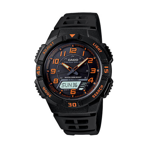 Casio Ana-Digi Solar-Powered Watch