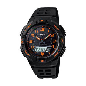 Ana-Digi Solar Powered Watch