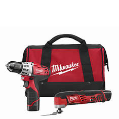 Milwaukee Tools M12 2-Tool Combo Kit