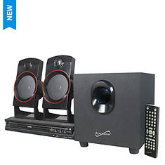 SuperSonic 2.1 Channel DVD Home Theater System - Opened Item