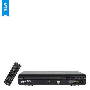 2.0 Channel DVD Player