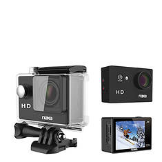 Naxa Waterproof HD Action Cam