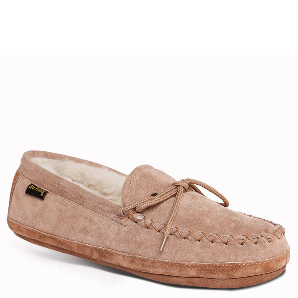00a95954fe3 Details about Old Friend Soft Sole Loafer Men s Slipper