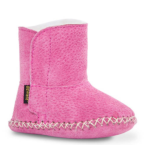 Old Friend Hook-And-Loop Bootie (Girls' Infant)