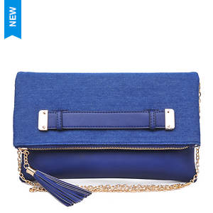 Slate Clutch Handbag