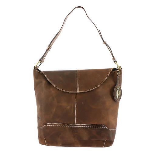 Born Echo Flap Hobo Bag