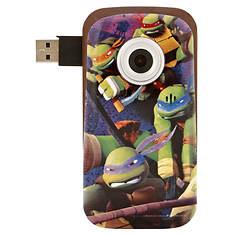 Vivitar Ninja Turtles Video Recorder & Camera