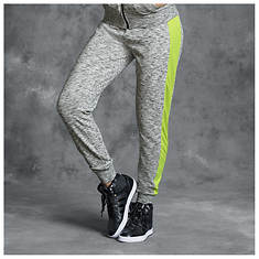 Marled Colorblock Jogger Pants
