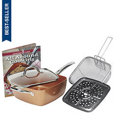 Copper Chef 5-Piece Pan Set
